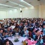 EÜ'de mezuniyet töreni