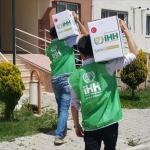 Kütahya İHH'dan ramazan yardımları