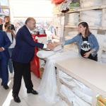 Başbakan Yardımcısı Fikri Işık vatandaşla iftar yaptı