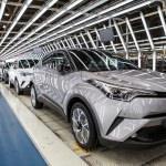 Toyota'yı C-HR uçurdu