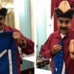 Maduro'nun Diriliş hayranlığı gündeme oturdu!