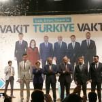 AK Parti Kütahya milletvekili adaylarını tanıttı