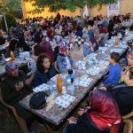 AK Parti Genel Başkan Yardımcısı Ünal, şehit aileleriyle iftar yaptı