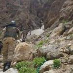 Başkale'de PKK'ya ağır darbe! İnleri dağıtıldı