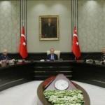 Beştepe'de tarihi MGK! Başbakan son kez katılıyor