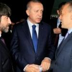 Cumhurbaşkanı Erdoğan, Cüneyt Çakır ile görüştü