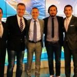 Cüneyt Çakır: 'Türk futbolunda ilkleri başardık'