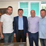 AK Parti Genel Başkan Yardımcısı Dağ, Ödemişlilerle buluştu