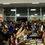 Erdoğan'dan gençleri alkışa boğan sözler