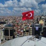 İstanbul'un göbeğinde yükseliyor! İşte görüntüleri
