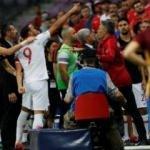 Mehmet Topal: Cenk sakin olmalıydı