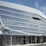 Mercedes'in hava süspansiyon sistemi Bursa'dan!