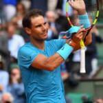 Nadal Paris'te zorlanmadan turladı!