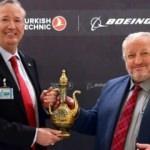 THY ve Boeing arasında dev anlaşma