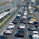 Trafiğe 4 ayda 372 bin 172 araç eklendi