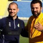 Uygun'dan sürpriz Sneijder ve G.Saray sözleri!