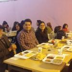 İmranlı Kaymakamlığı iftar programı düzenledi