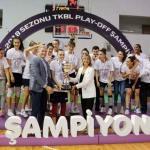 Mersin Basketbol, Bilyoner.com Kadınlar Basketbol Süper Ligi'nde