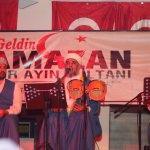 Kerkük İlahi Grubu'ndan Kilis'te konser