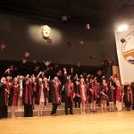 Trakya Üniversitesi'nde mezuniyetler