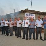 Ödemiş Balkan Boşnak Yardımlaşma  ve Dayanışma Derneği iftarı