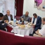 Güroymak'ta şehit aileleri ve gazilere iftar