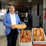 Darende'de 250 gram ekmek 75 kuruş oldu