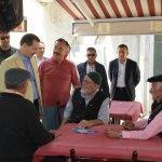 AK Parti Ankara Milletvekili İşler, Çubuk'u ziyaret etti