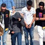Bulgar çifte 'kapkaç' yapan 2 şüpheli yakalandı