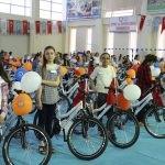 Bisiklet ödüllü kitap okuma yarışması