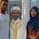 İngiliz genç, Kazak sevgilisi için Müslüman oldu