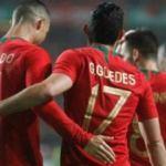 Portekiz Cezayir'e fark yaptı