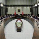 Parlamenter sistemin son Bakanlar Kurulu