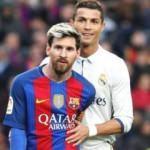 Messi'den Ronaldo ve Zidane yorumu