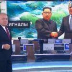Rus televizyonunda büyük skandal!