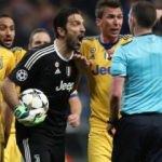 UEFA Buffon'un cezasını duyurdu!