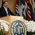 Yalçın, 107'nci ILO Konferansı'nda konuştu