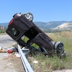 Sakarya'da trafik kazaları: 6 yaralı