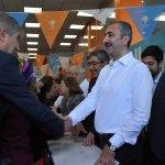 Adalet Bakanı Gül, bayramlaşma törenine katıldı
