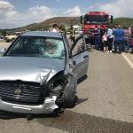 Manisa'da otomobil ile motosiklet çarpıştı: 2 ölü, 5 yaralı