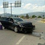 Seydişehir'de trafik kazası: 1 yaralı