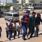 Sınırda yakalanan 2 FETÖ şüphelisi tutuklandı