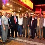 Eski belediye başkanlarına iftar