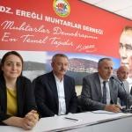 Cumhurbaşkanı Başdanışmanı Saadet Oruç,  Zonguldak'ta