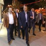 MHP Genel Başkan Yardımcısı Aydın'dan esnaf ziyareti