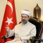 Diyanet İşleri Başkanı Ali Erbaş: