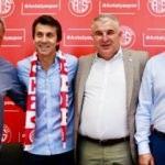 Bülent Korkmaz'dan 1+1 yıllık imza