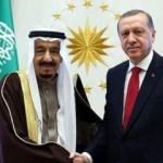 Cumhurbaşkanı Erdoğan Kral Selman'la görüştü