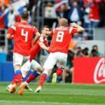 Dünya Kupası'nın açılış maçında gol şov!