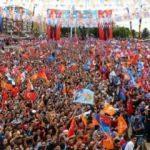Erdoğan, baba ocağında büyük coşkuyla karşılandı!